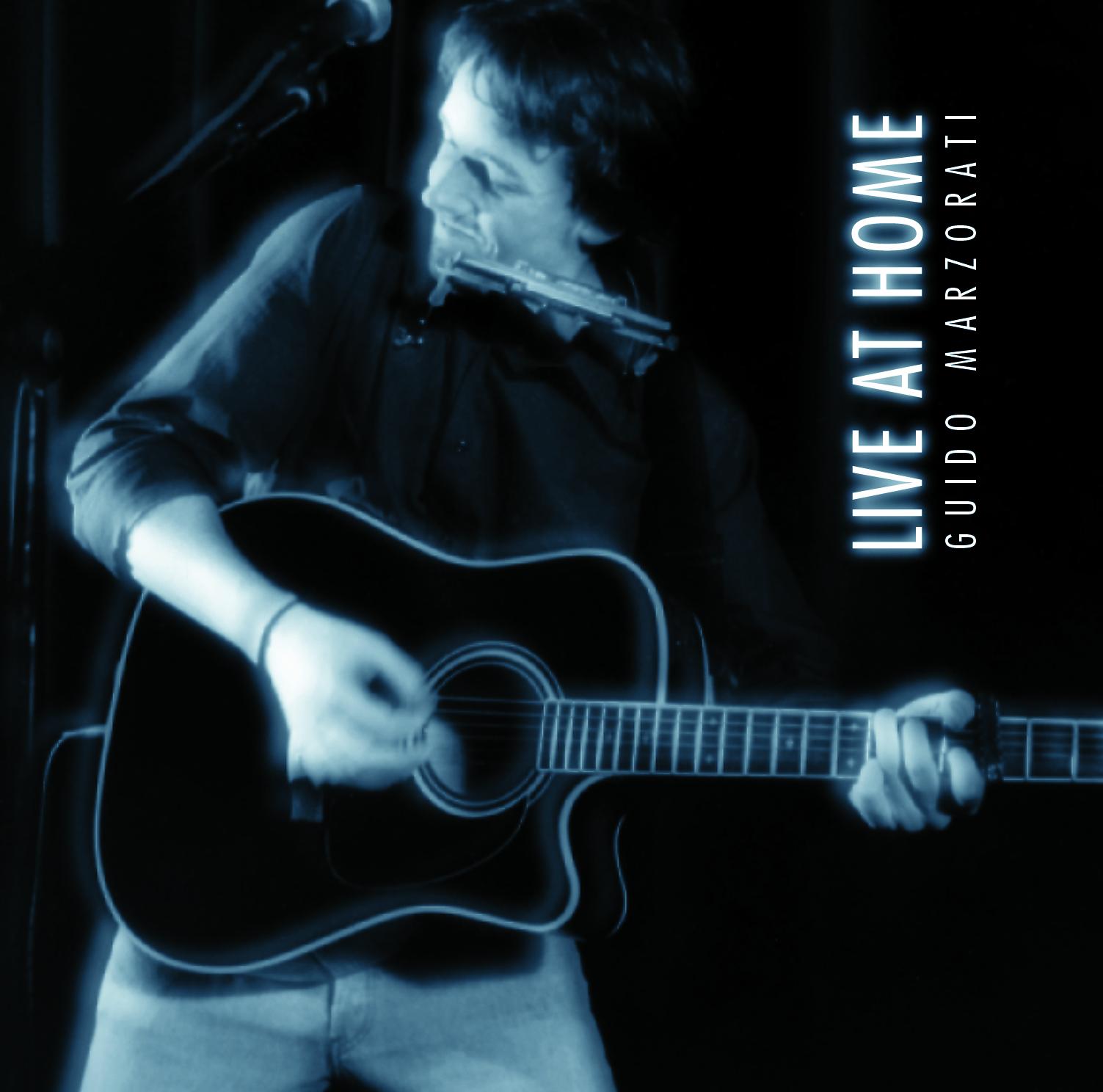 Live at Home (1999) . Balancing Act Records 010.