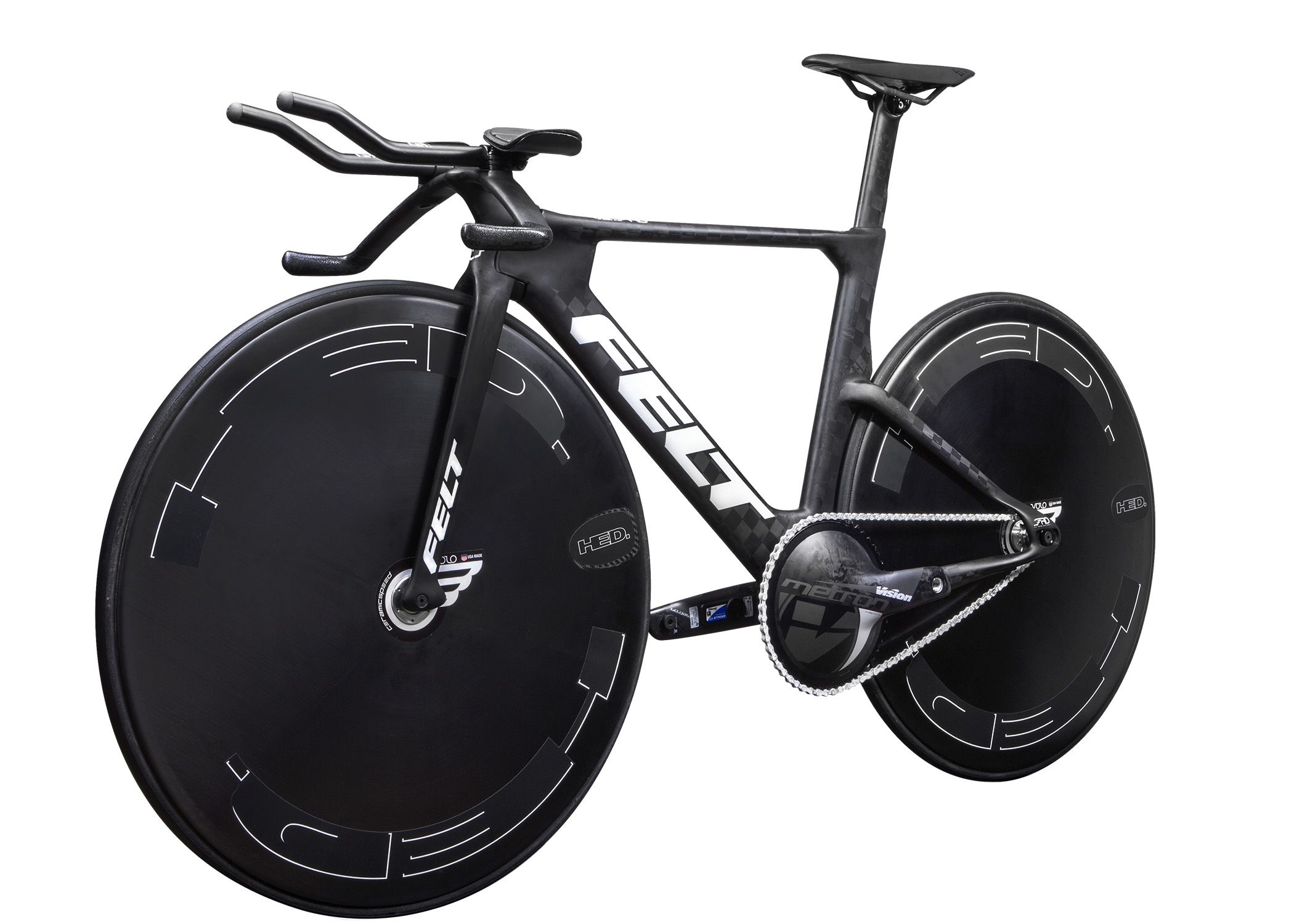 Track    Felt's track bikes are the most sought after in the world. Ridden by the sport's elite riders to Olympic and World Championship medals, Felt track bikes are in a class all their own.