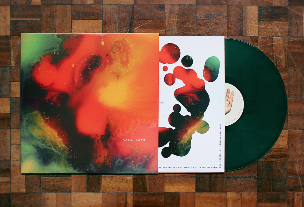 "Limited 12"" vinyl -"