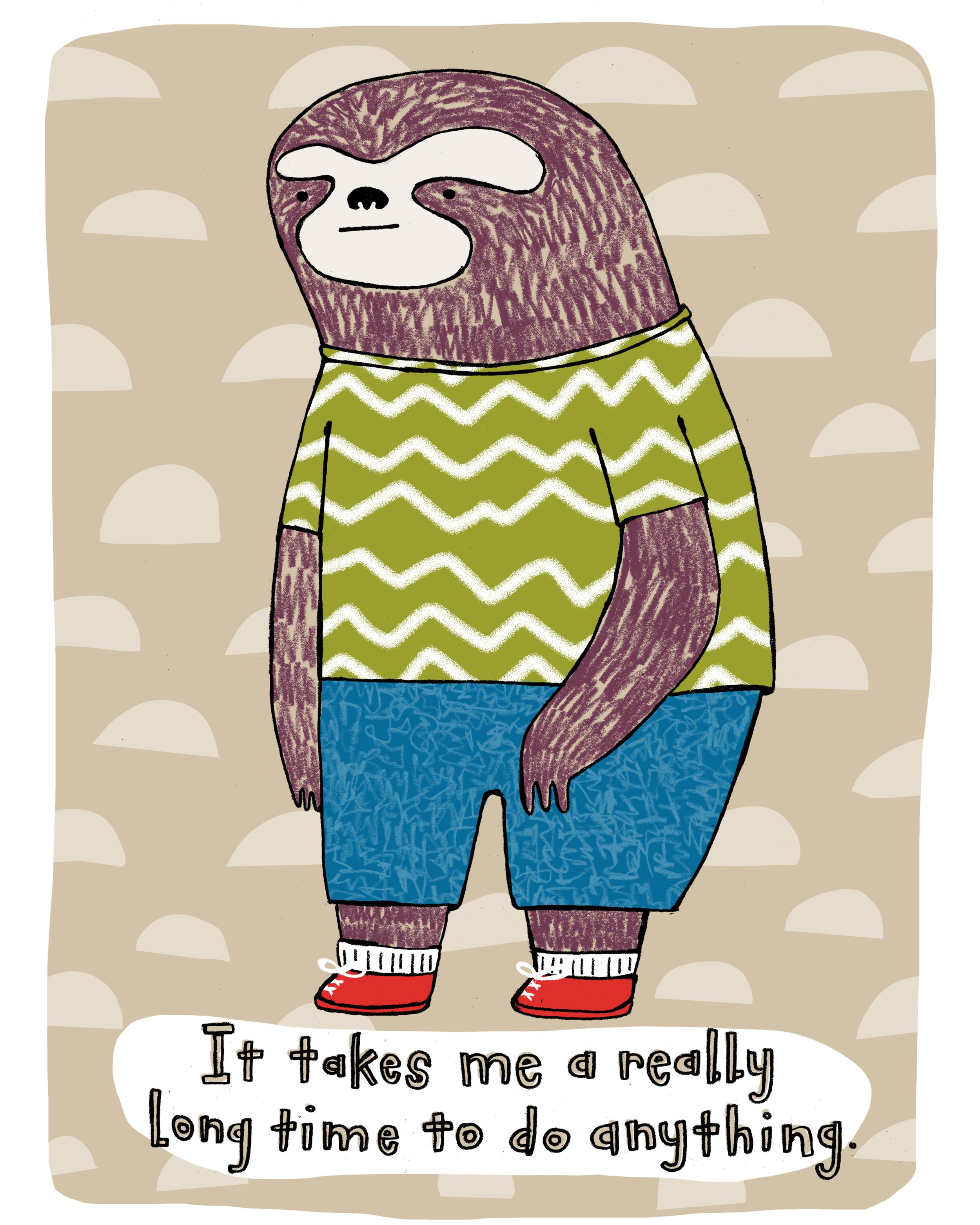Slow Sloth