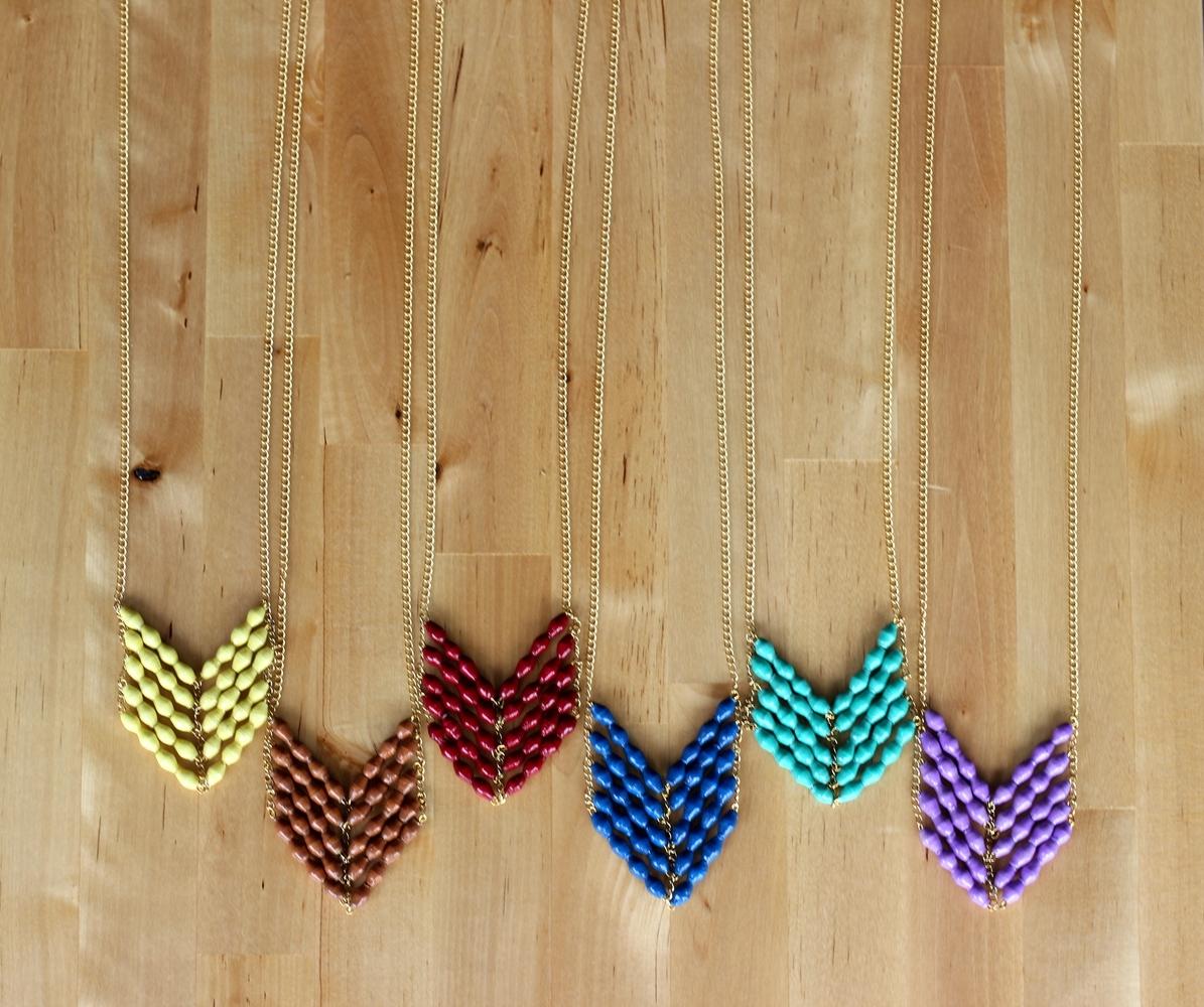 tuli necklaces eve