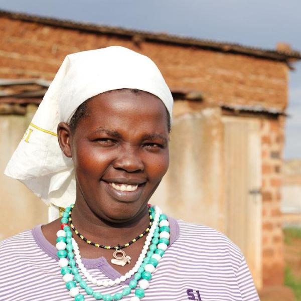 tuli uganda christine portrait