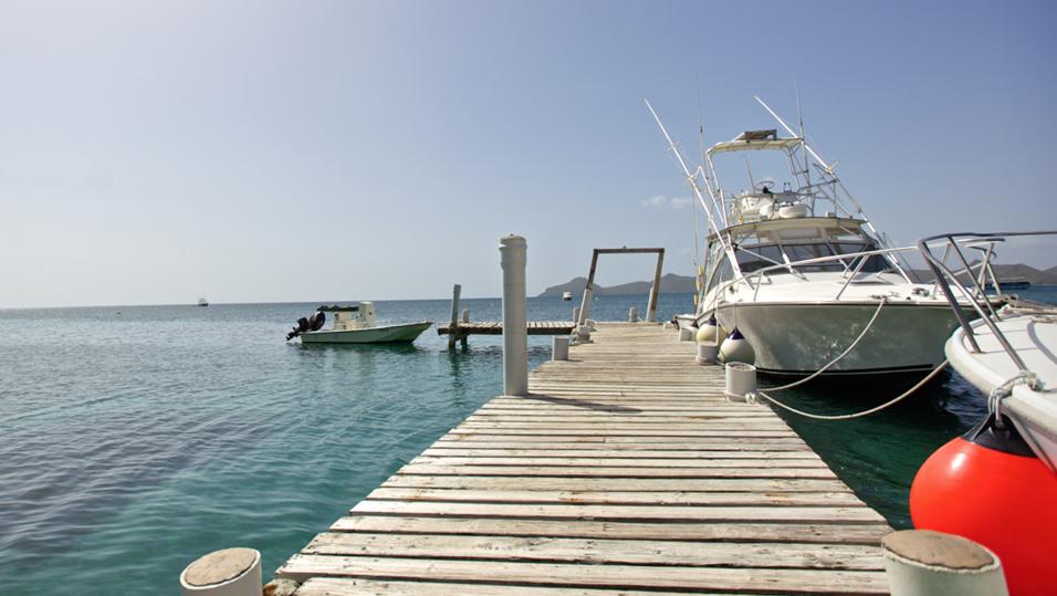 Sailing Nevis style