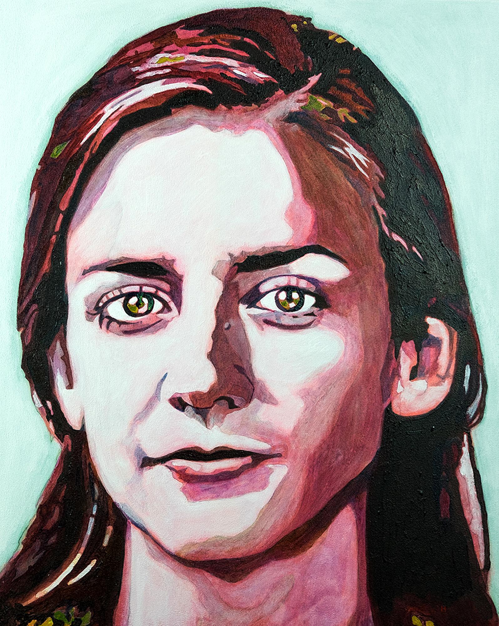 Katherine Dunlap, Painter