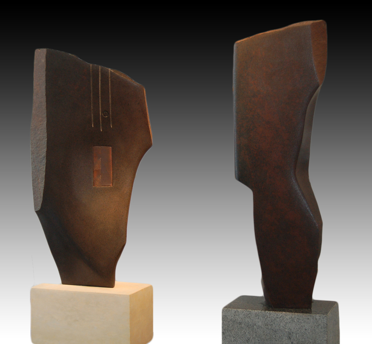 basalt with ceramic tile
