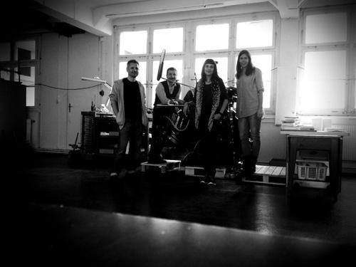 Stephan Kauflin, Stefan Krebs (Karikani), Nahani Berke, Janine Fuchs
