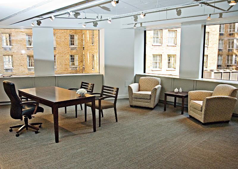 Executive Office Design
