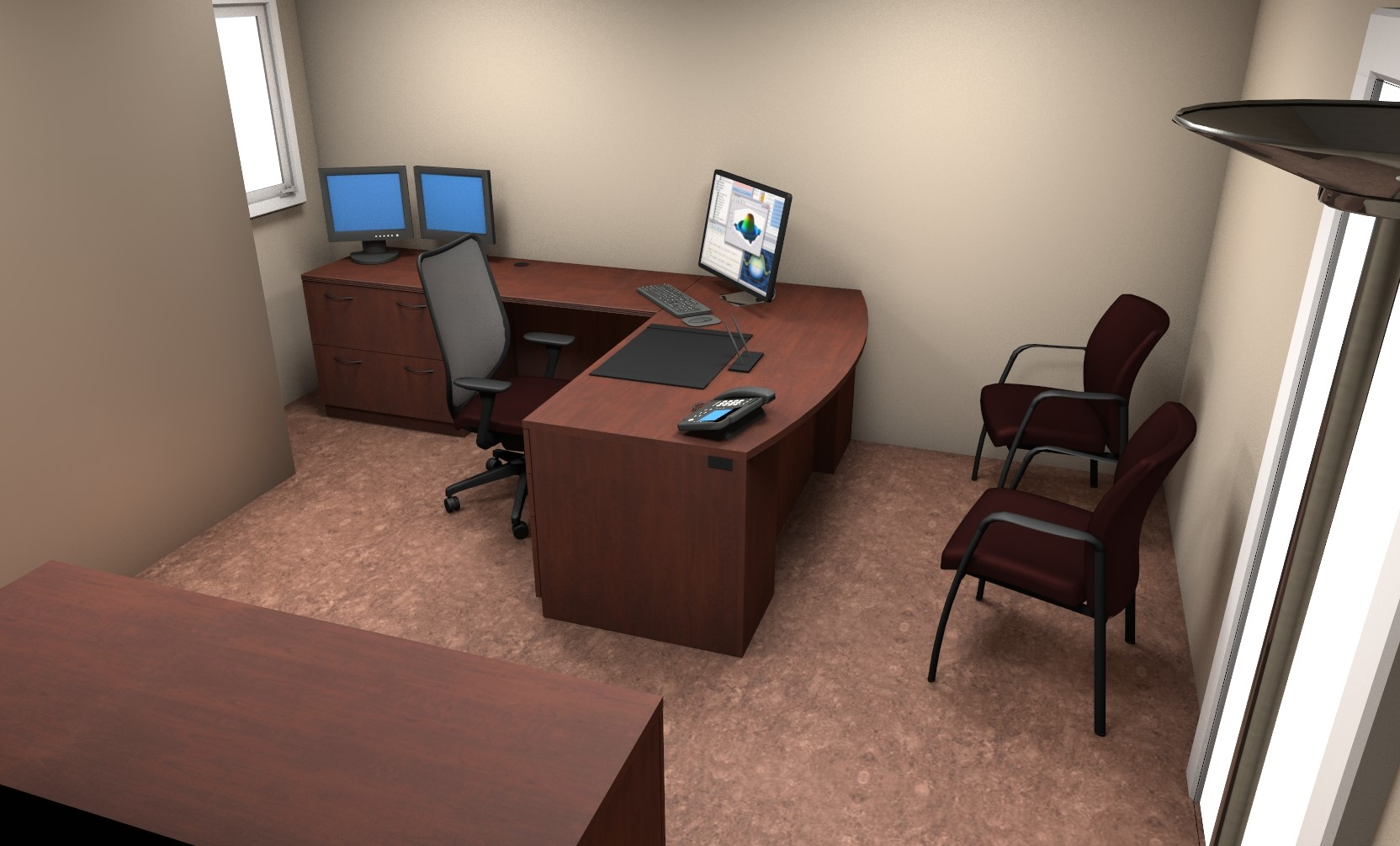 Motiva / Shell - Newark, NJ Terminal--- Offices