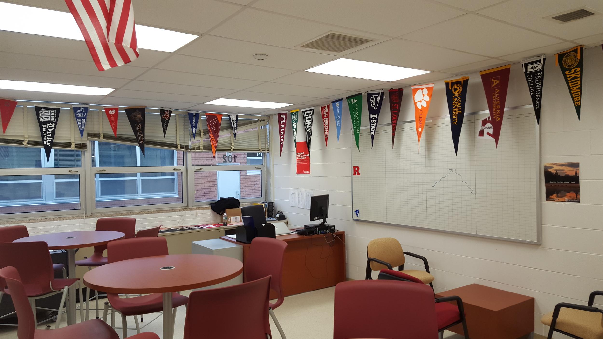Edison High School - Edison, NJ --- College Centers