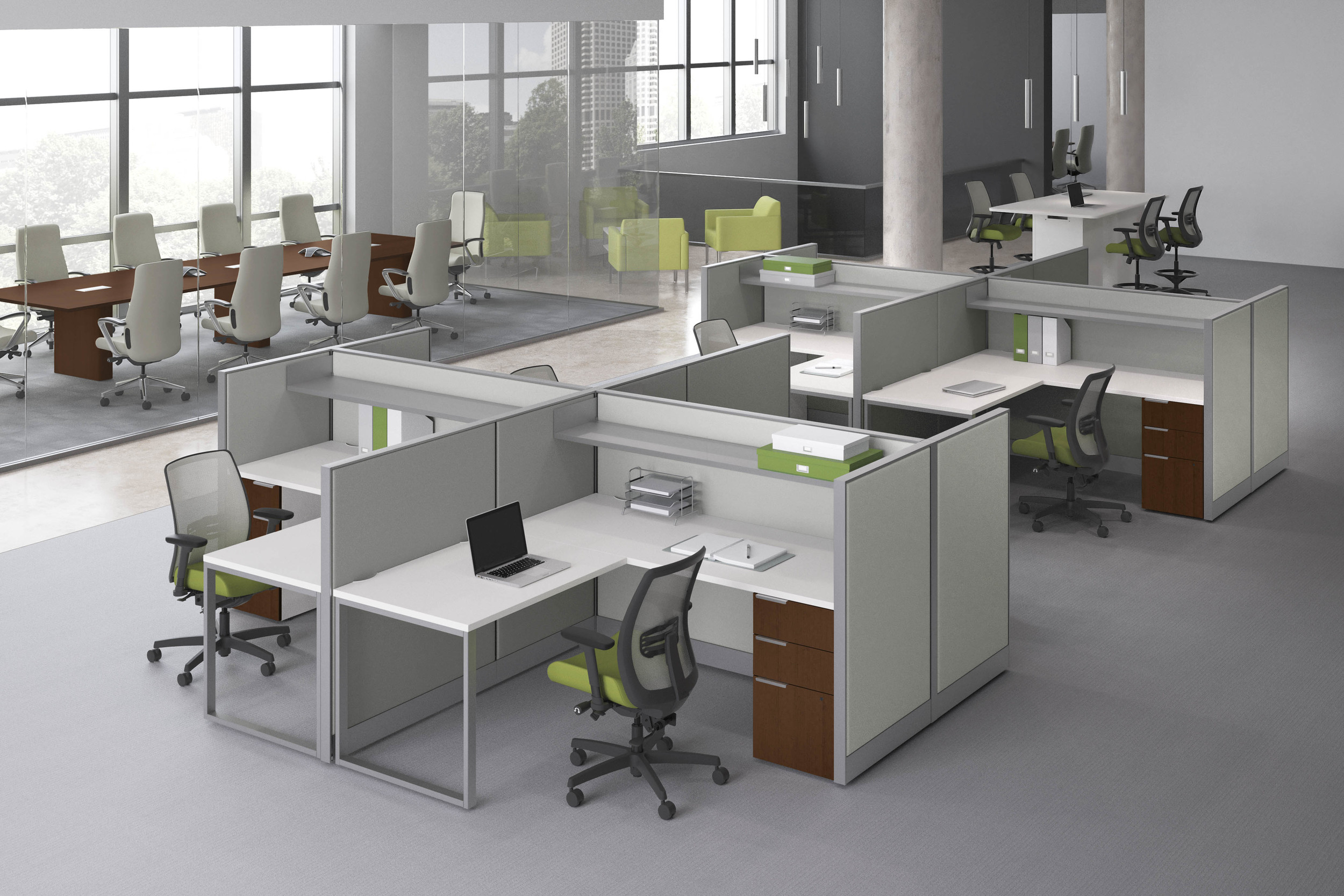 Office Cubicle Design