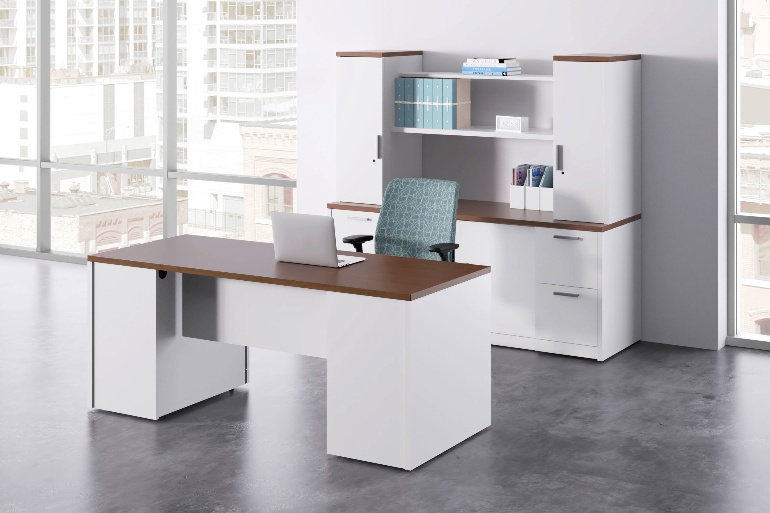 Management Office Design