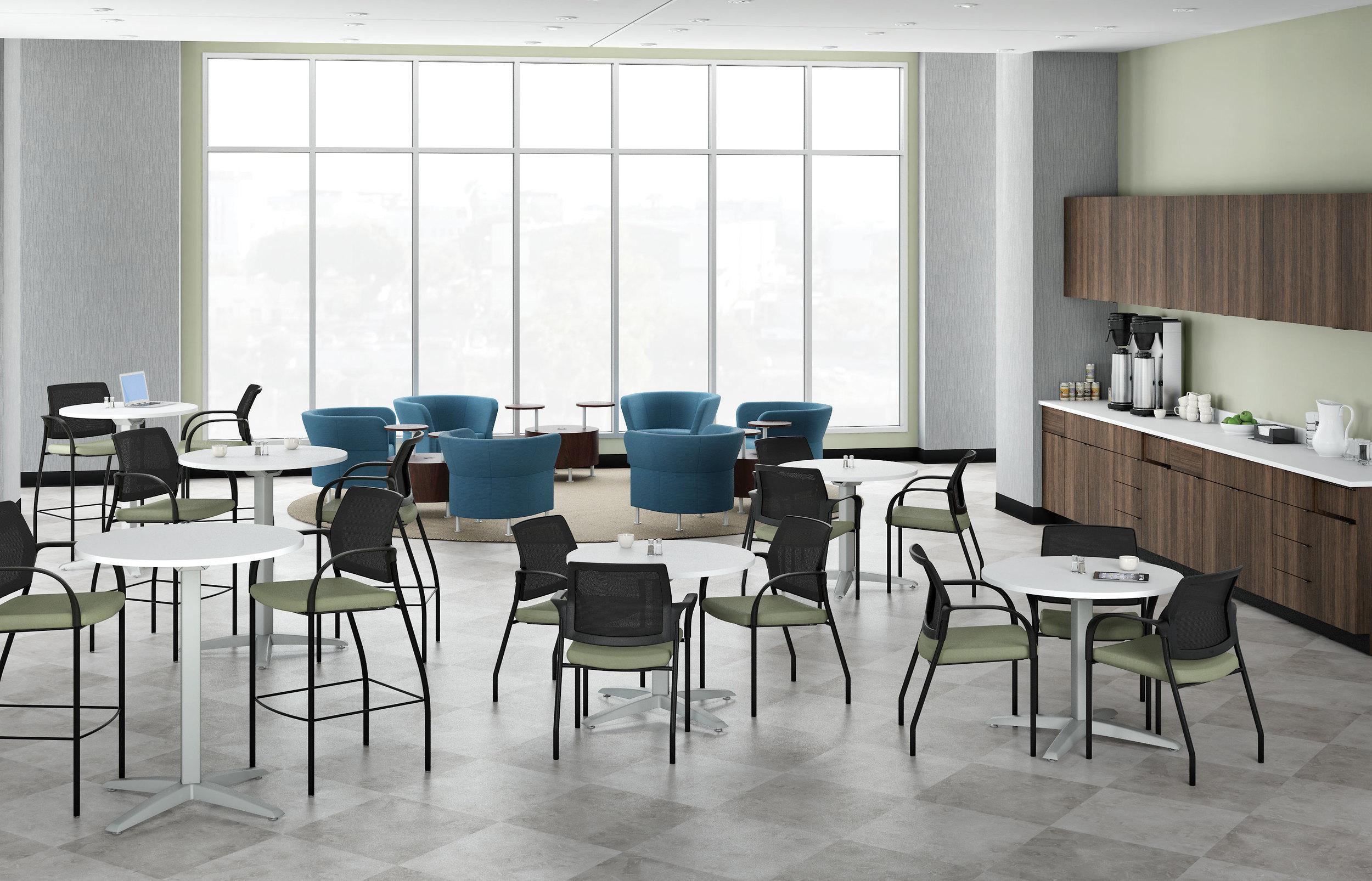 Office Breakroom Design