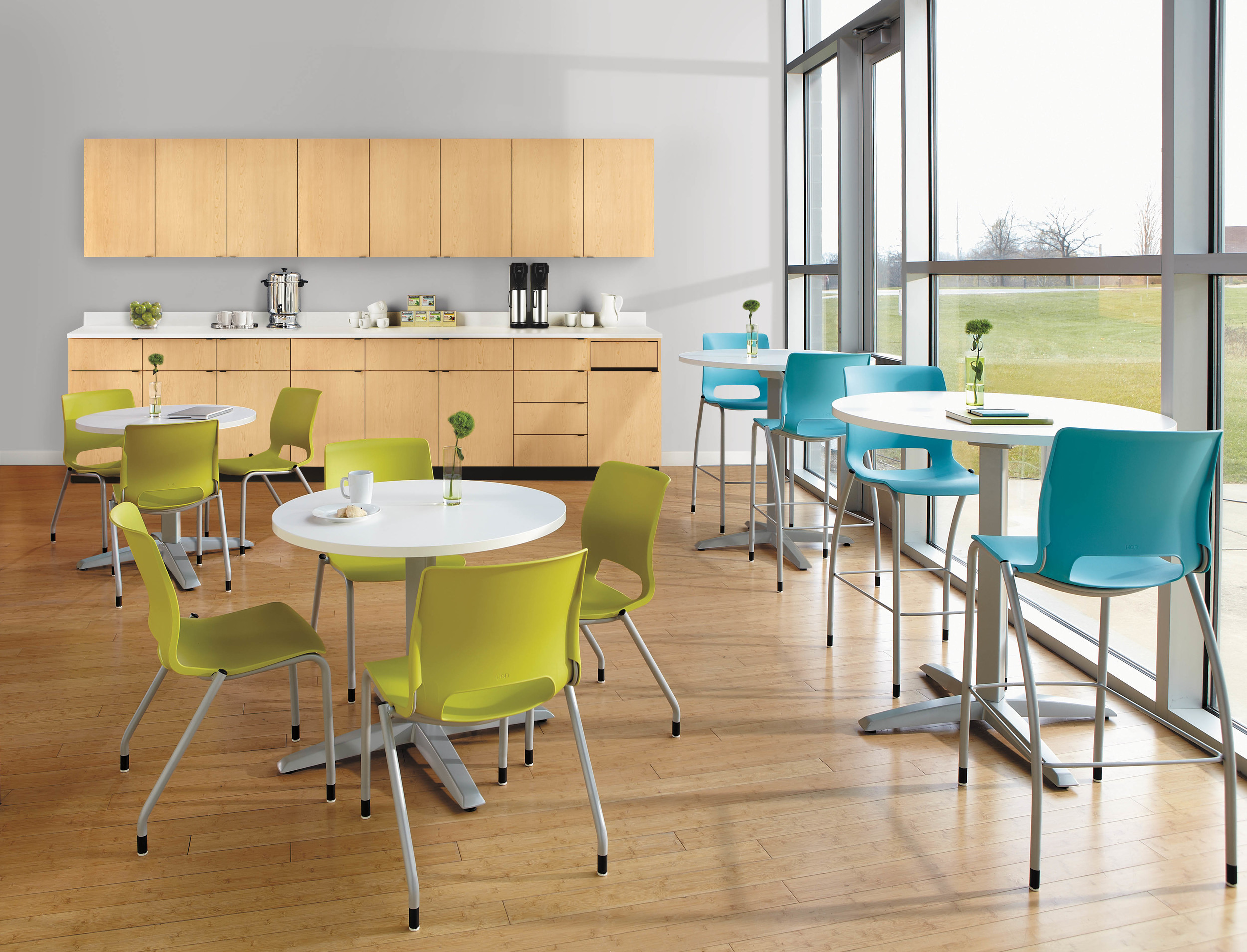 Office Break Room Furniture Design