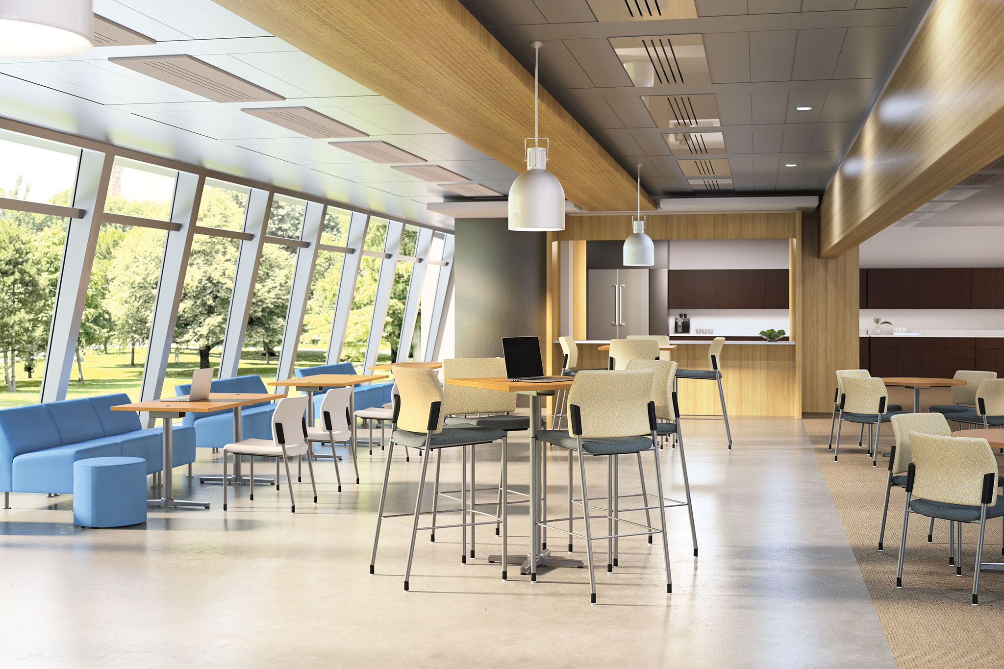 Office Cafeteria Furniture
