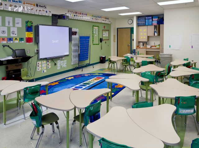 Student Desks and Chairs
