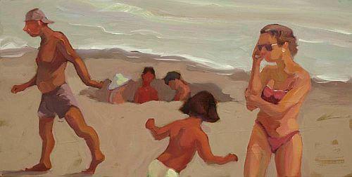 "Sand Pit,12 x 24"""