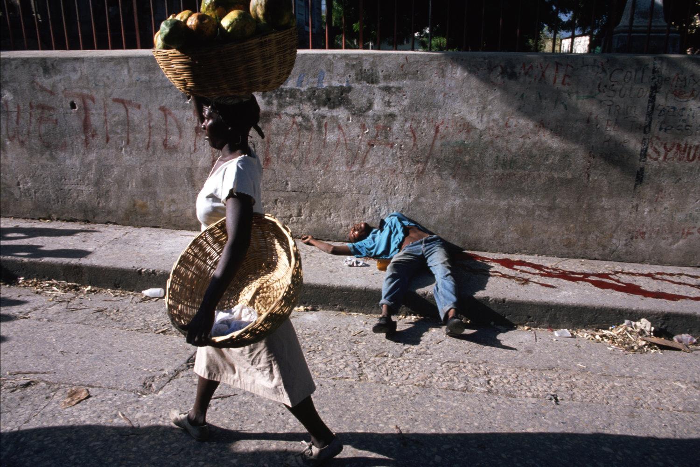 "Port-au-Prince, Haiti, 1994<span class=""photo-essays-link""><span class=""separator"">・</span><a href=""/photo-essays"">Photo-essays</a></span>"