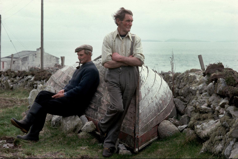 "Fishermen. Tory Island, Ireland, 1991.<span class=""photo-essays-link""><span class=""separator"">・</span><a href=""/photo-essays"">Photo-essays</a></span>"