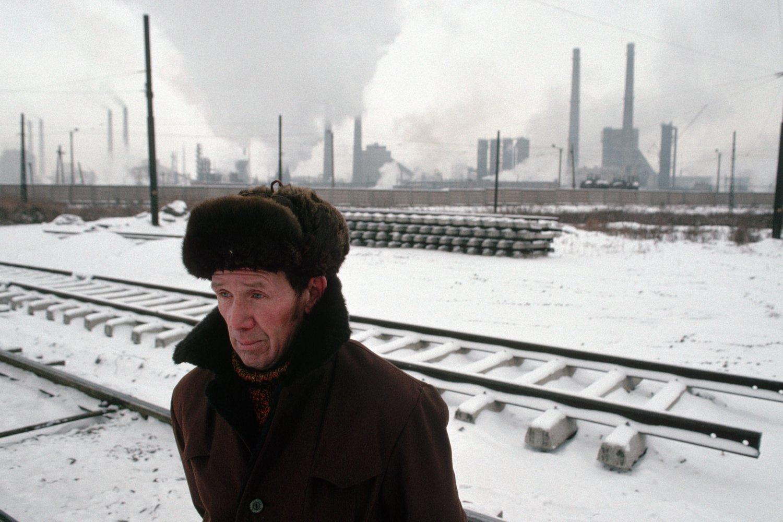 "Chelyabinsk, Siberia, Russia, 1991<span class=""photo-essays-link""><span class=""separator"">・</span><a href=""/photo-essays"">Photo-essays</a></span>"