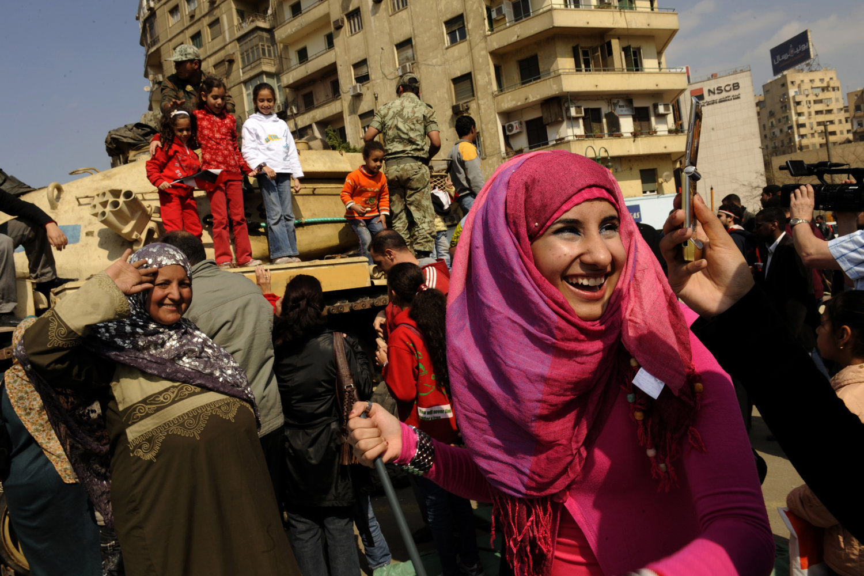 "Overthrow of Mubarak. Cairo, Egypt, 2011.<span class=""photo-essays-link""><span class=""separator"">・</span><a href=""/photo-essays"">Photo-essays</a></span>"