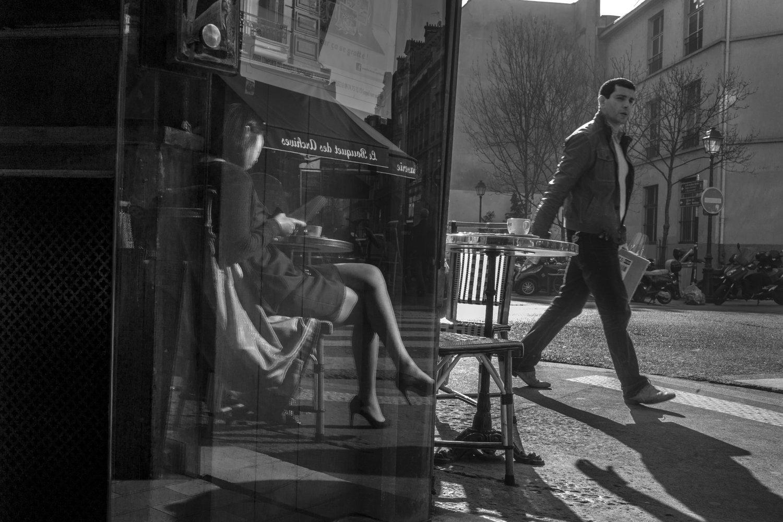 """Café La Fronde, Rue des Archives, 2012<span class=""""photo-essays-link""""><span class=""""separator"""">・</span><a href=""""/photo-essays"""">Photo-essays</a></span>"""