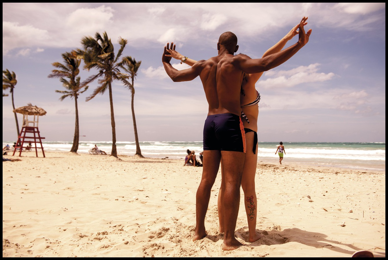 Photos of Yudaisi and Peter - Cuba July 2016
