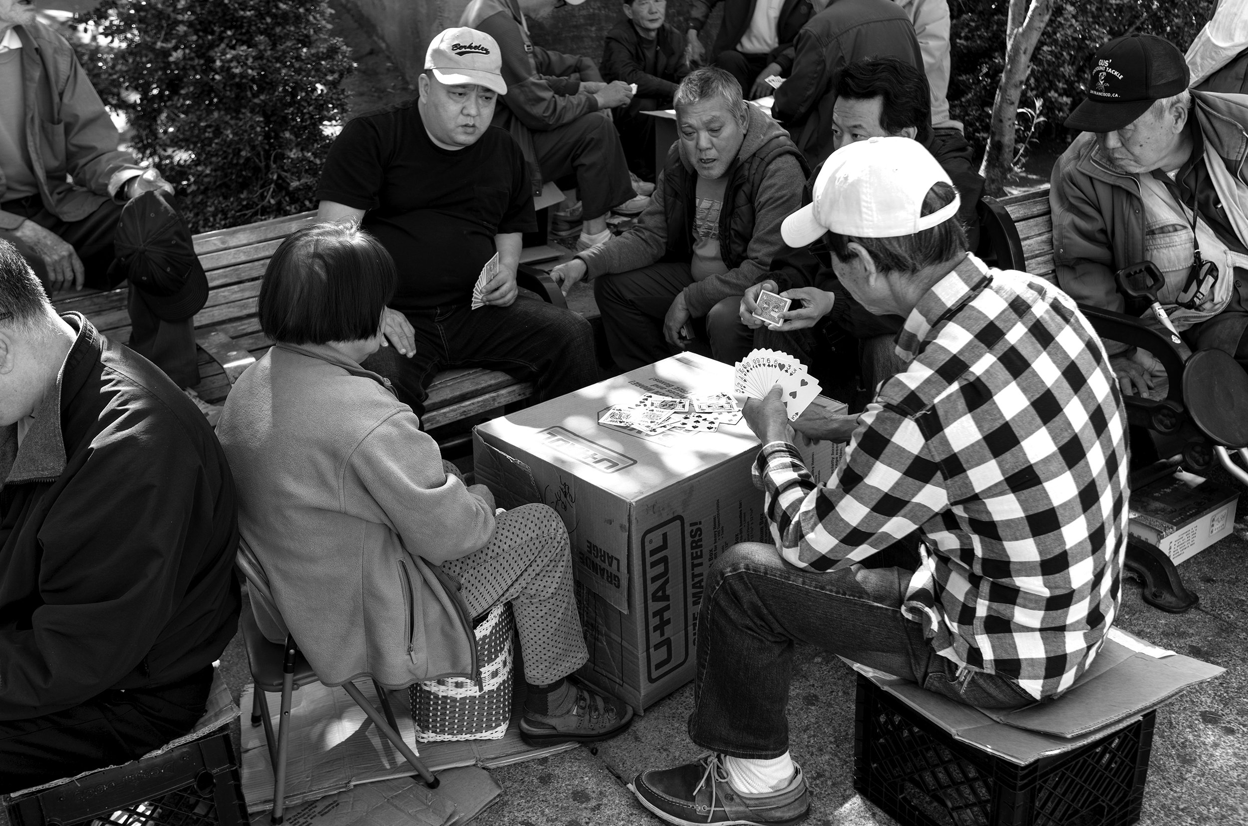 154_Scussel - Card Game Portsmouth Square B&W.jpg