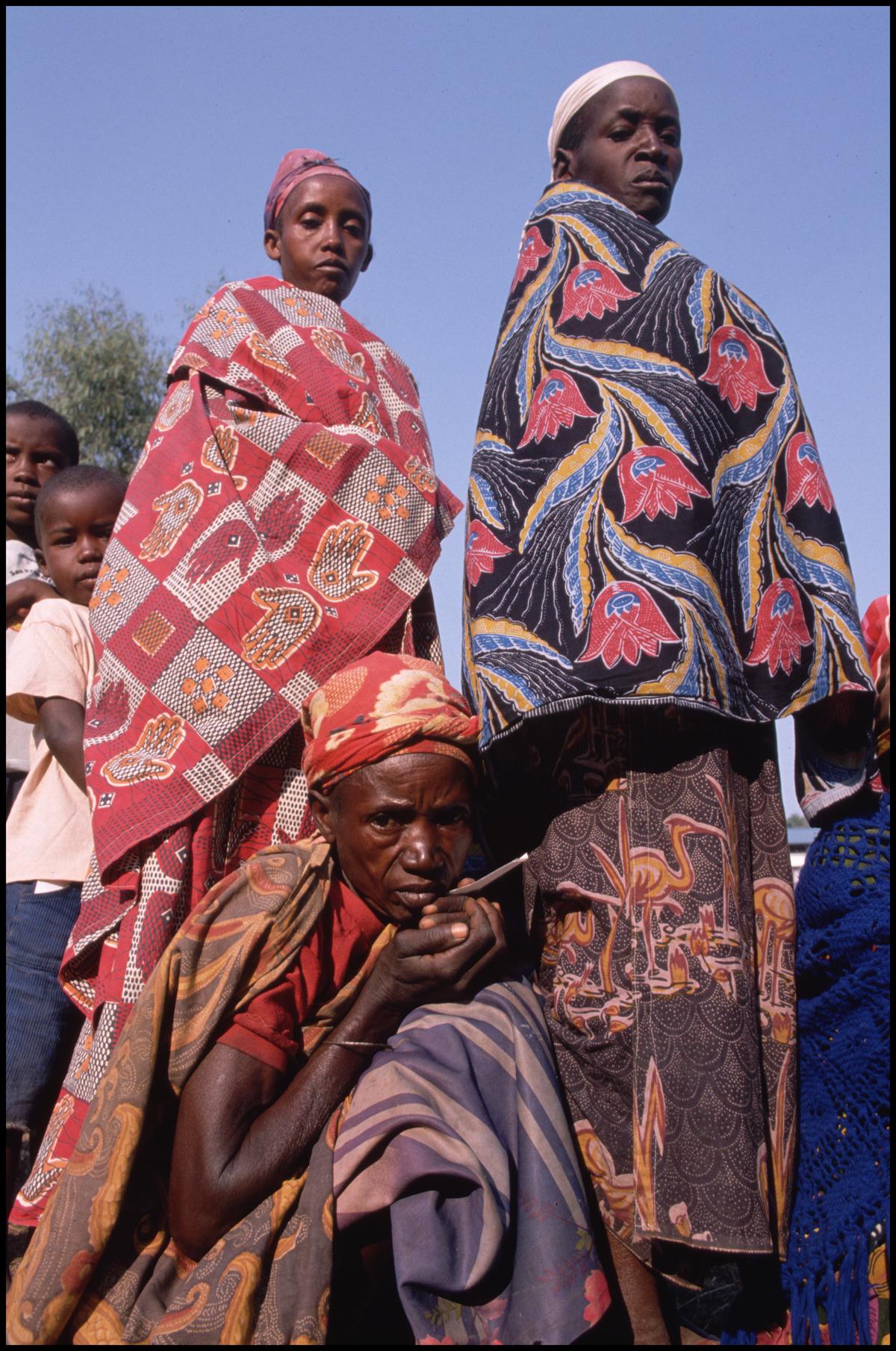 1994, Rwanda --- 1994-Refugees, Rwanda