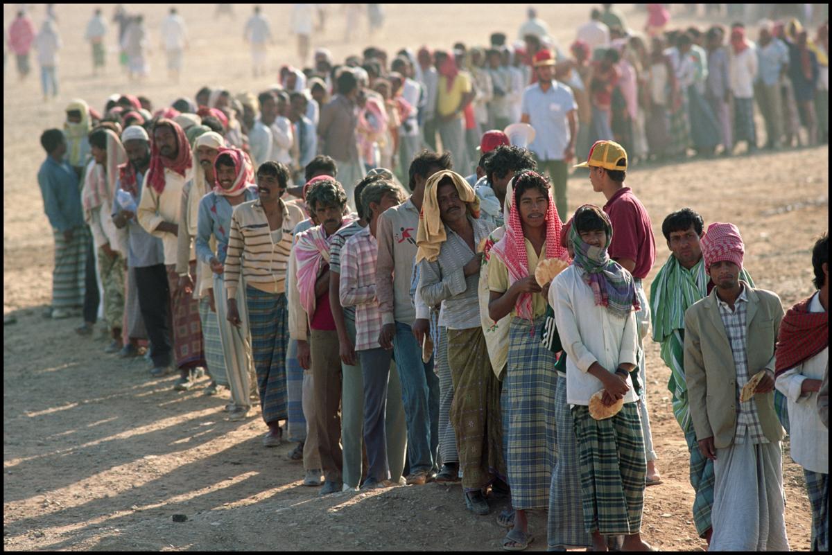 1991 --- 1991-Gulf War Refugees