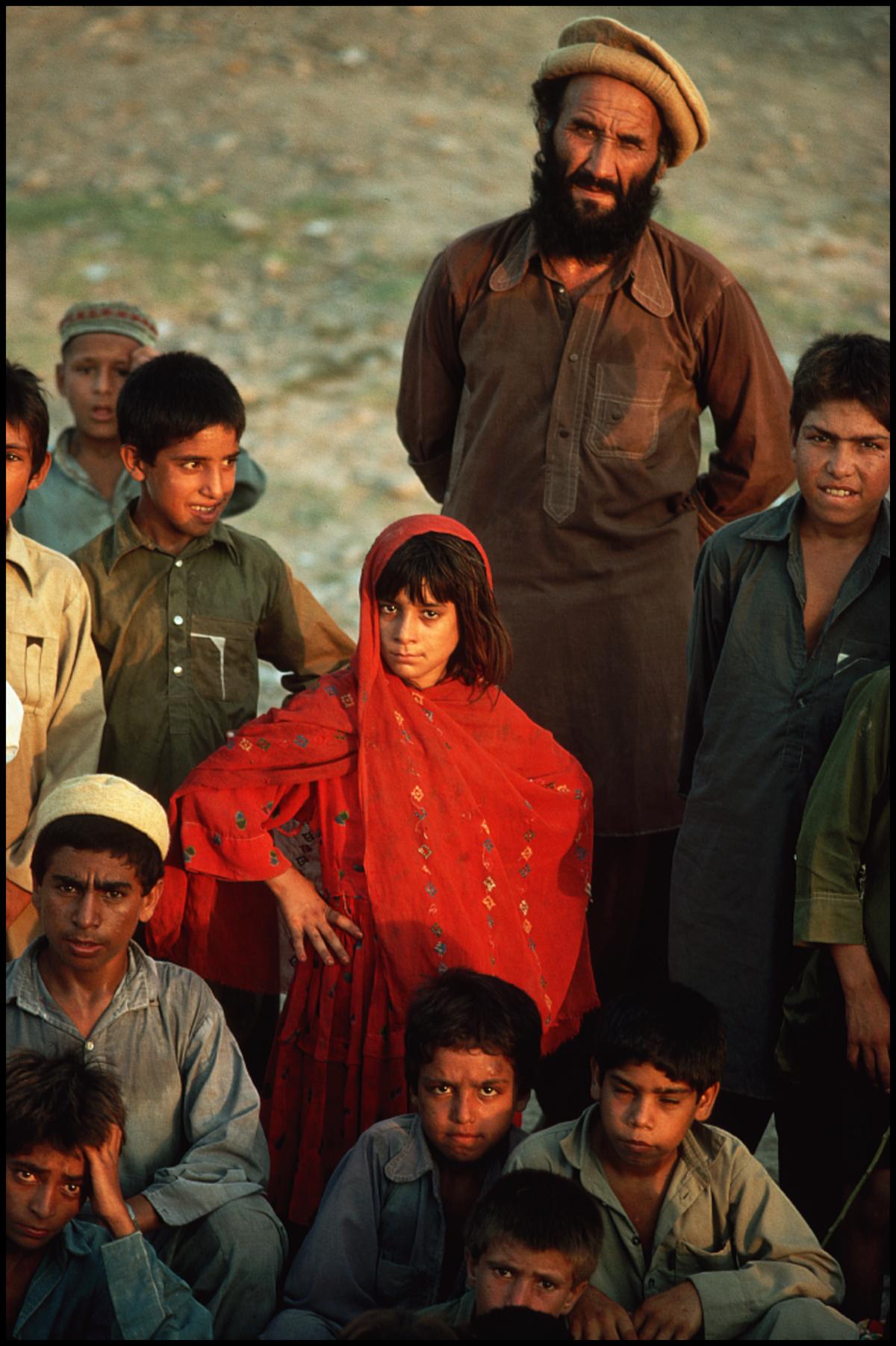 January 1989, Peshawar, Pakistan --- Afghan Refugees in Pakistan