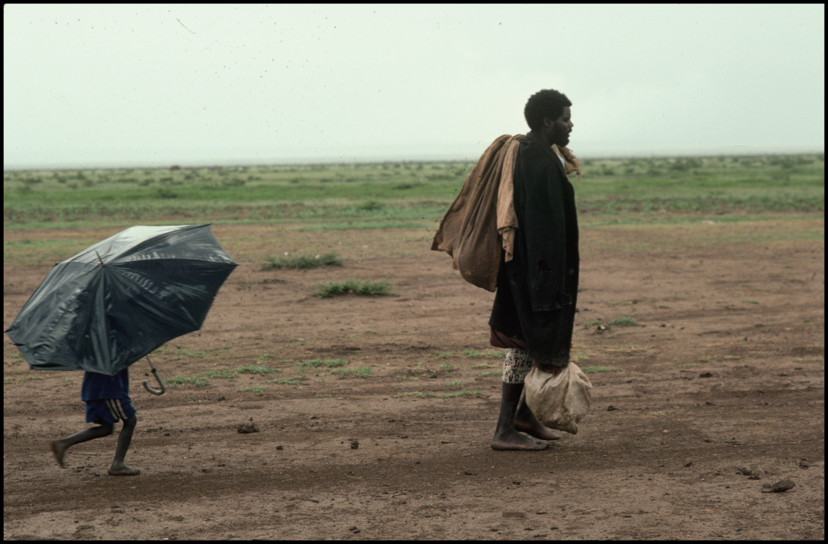 1986, Somalia --- 1986-Refugees, Somalia