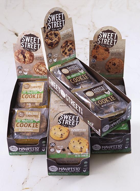 Sweet Street: Manifesto® Materials