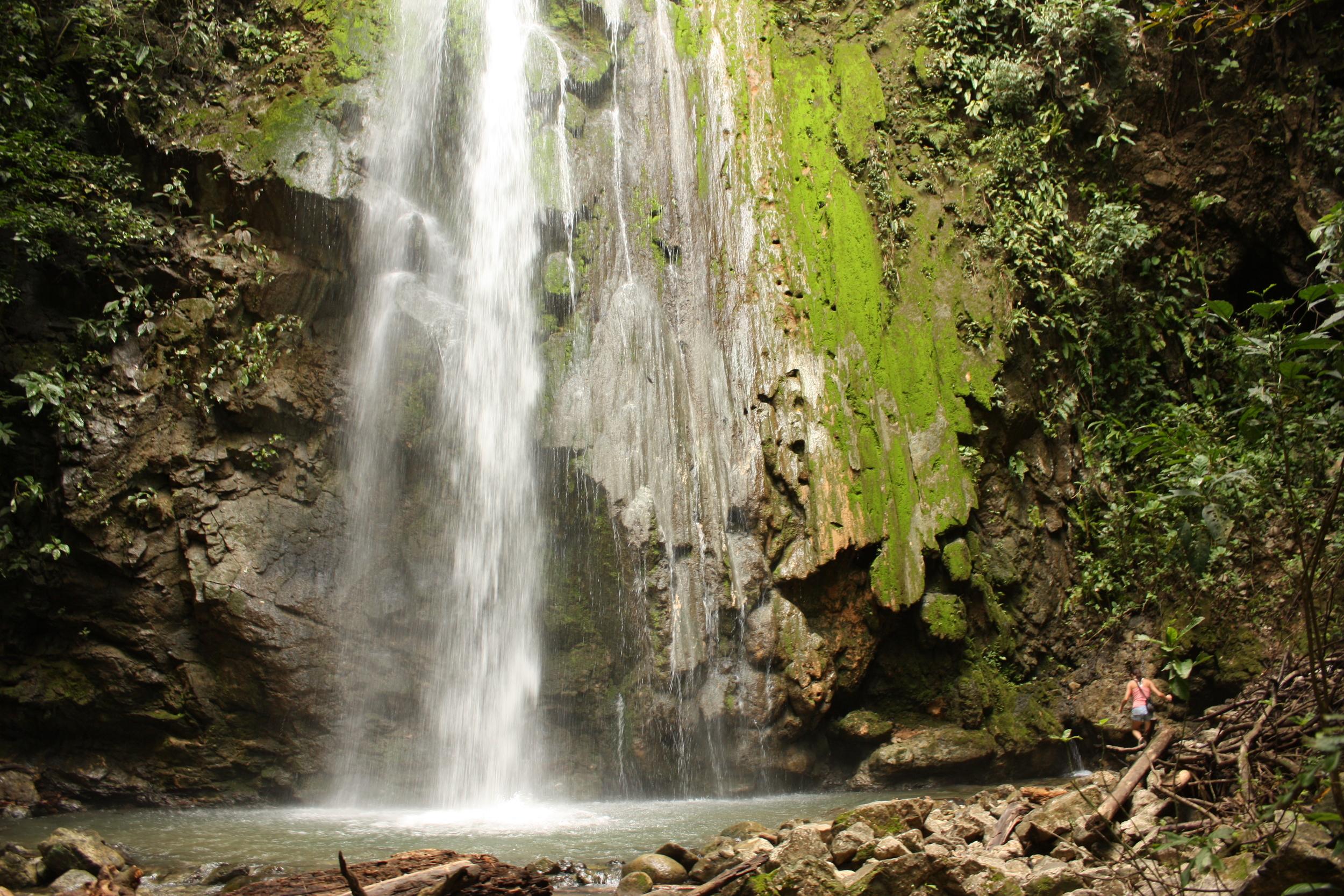 Waterfall, Playa Cabo Matapalo.jpg