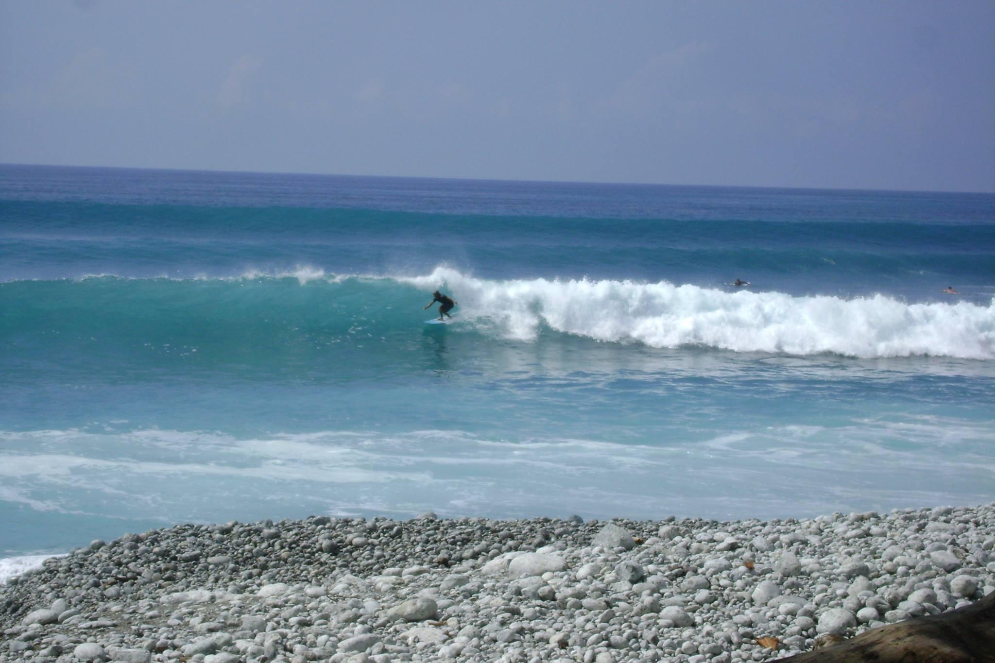..High Tide fun ones..... — at Cabo Matapalo Costa Rica..jpg