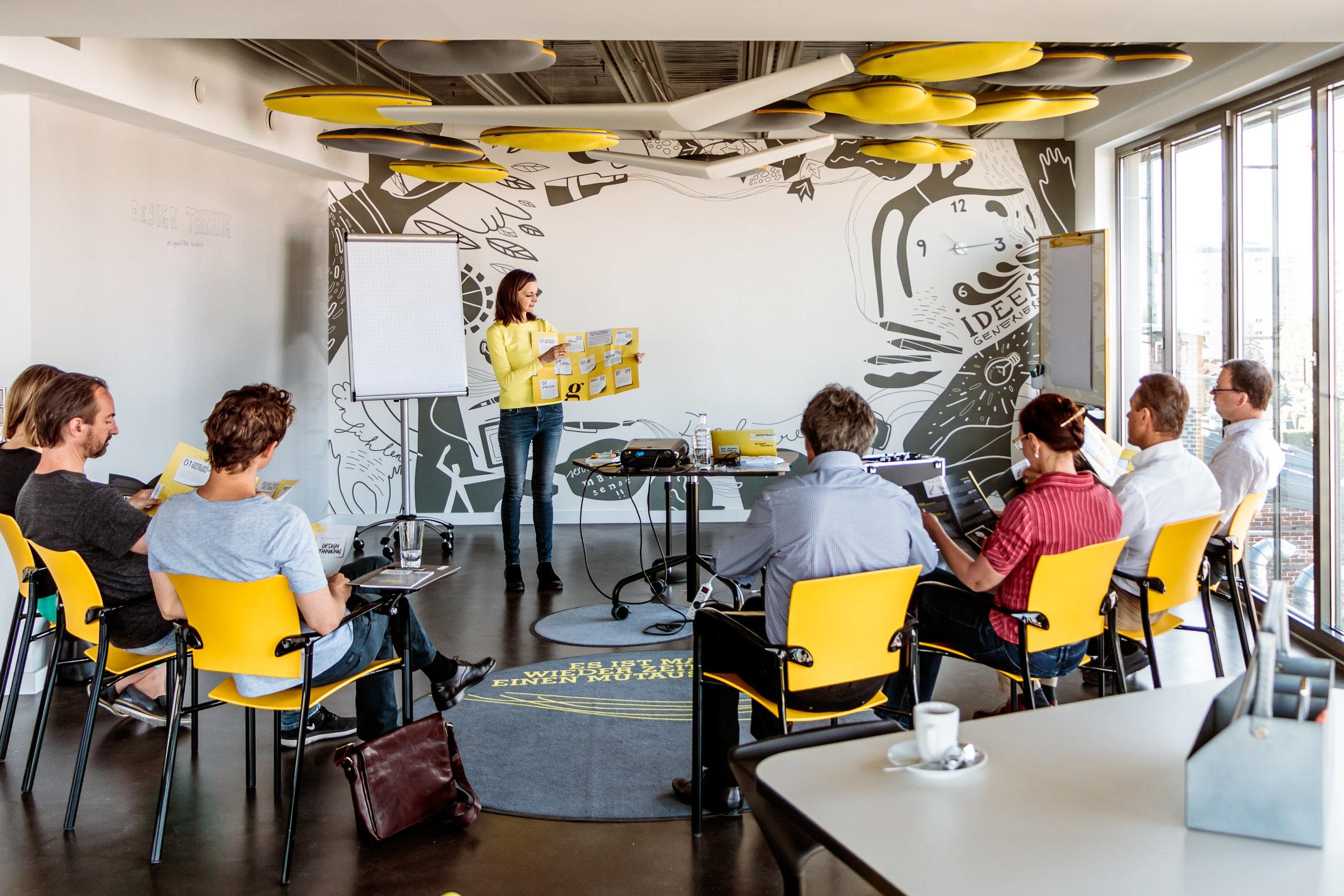 Design Thinking Foundation - Die Grundausbildung - 1 Tag