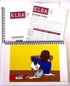 Kindergarten Language Benchmark Assessment (KLBA)