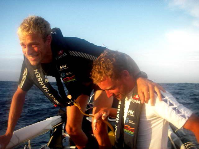 Gijs Groeneveld and Maarten Staarink