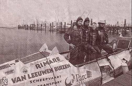 Robert Hoeve, Gijs Groeneveld, Jaap Koomen, Maarten Staarink