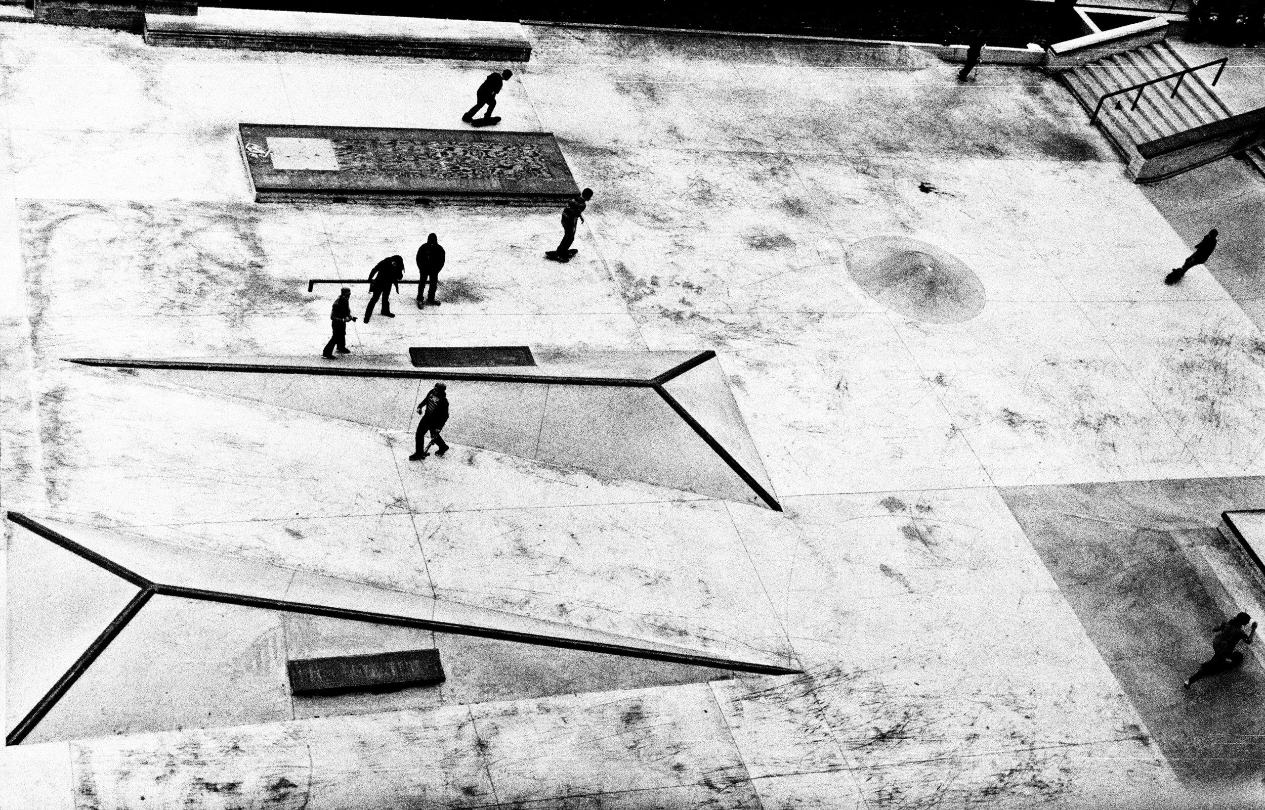 Skate Park, 2012