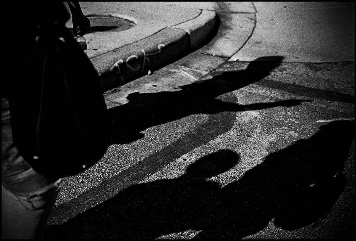 Street Shadows, 2017 - #8
