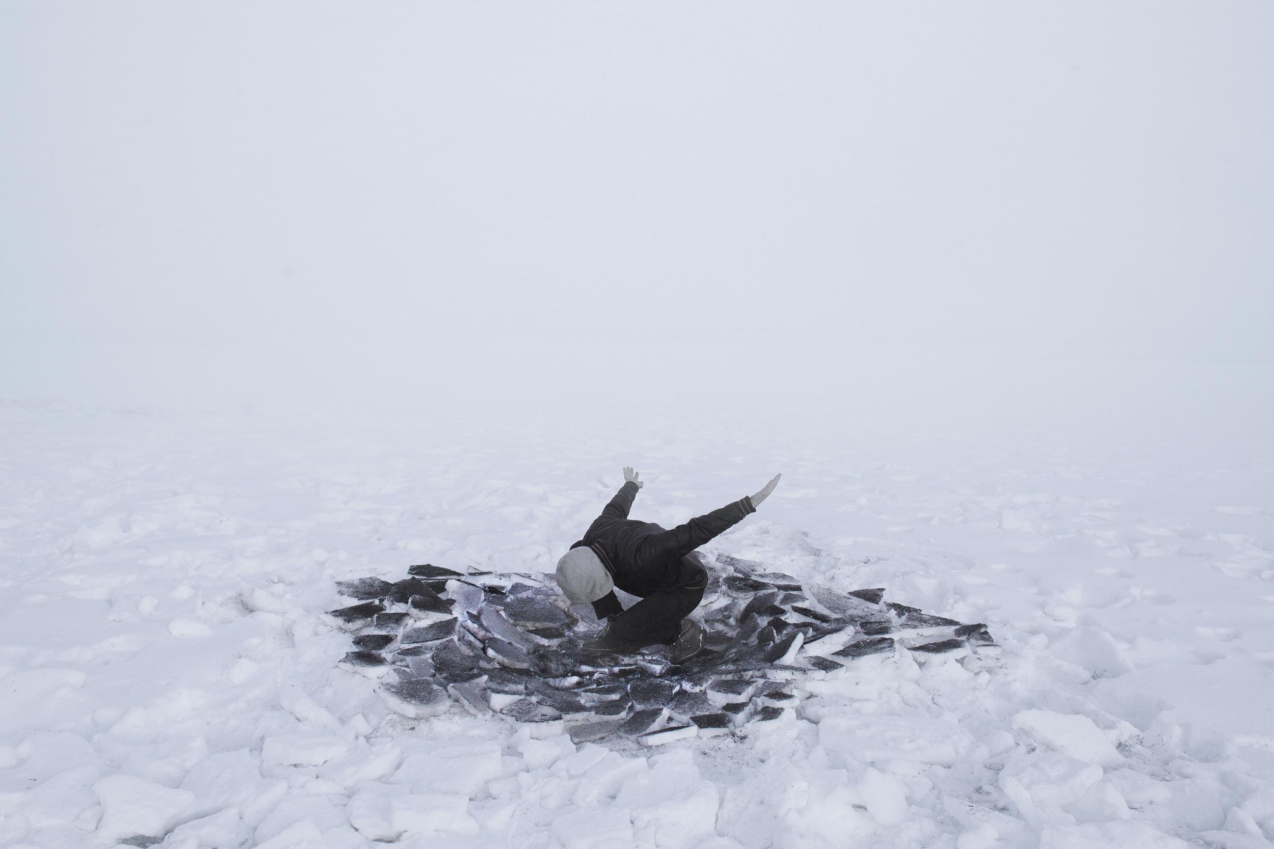 Black Crater,  2014