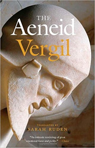 Sarah Ruden's AENEID - This is the first translation since Dryden's that can be read as a great English poem in itself.