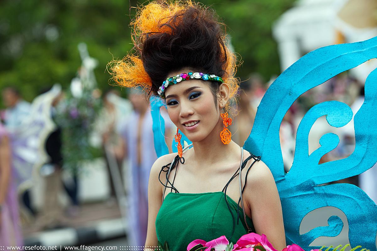 Chiang Mai Flower Festival.