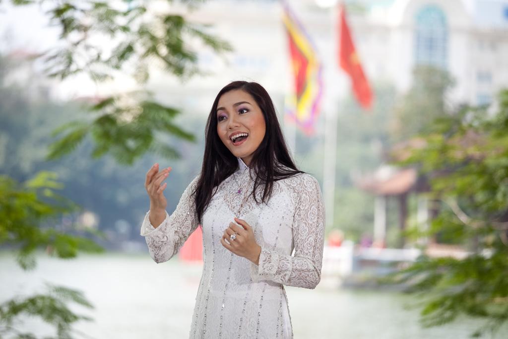 Ngoc Anh, Hanoi, Vietnam.