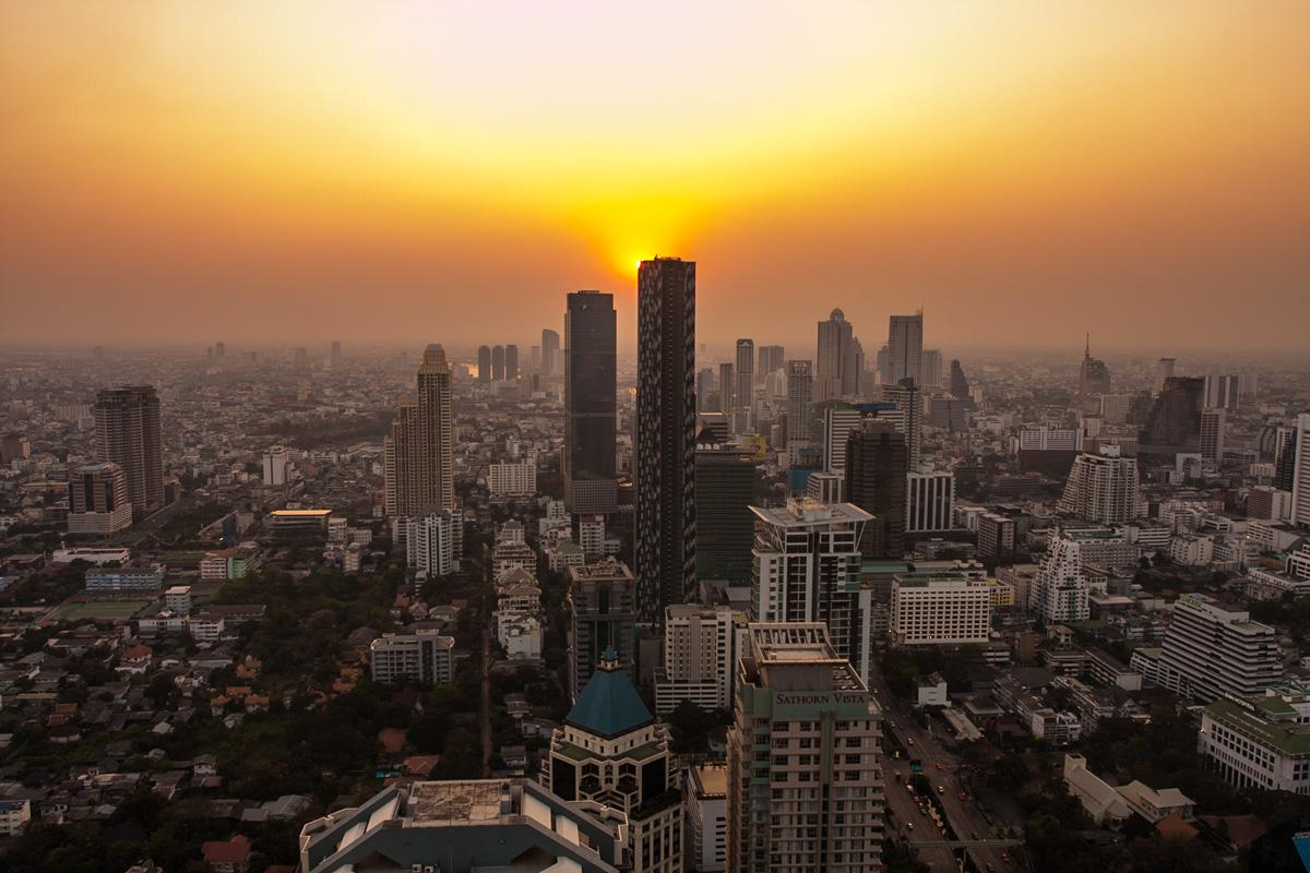 Vertigo, Bangkok, Thailand.