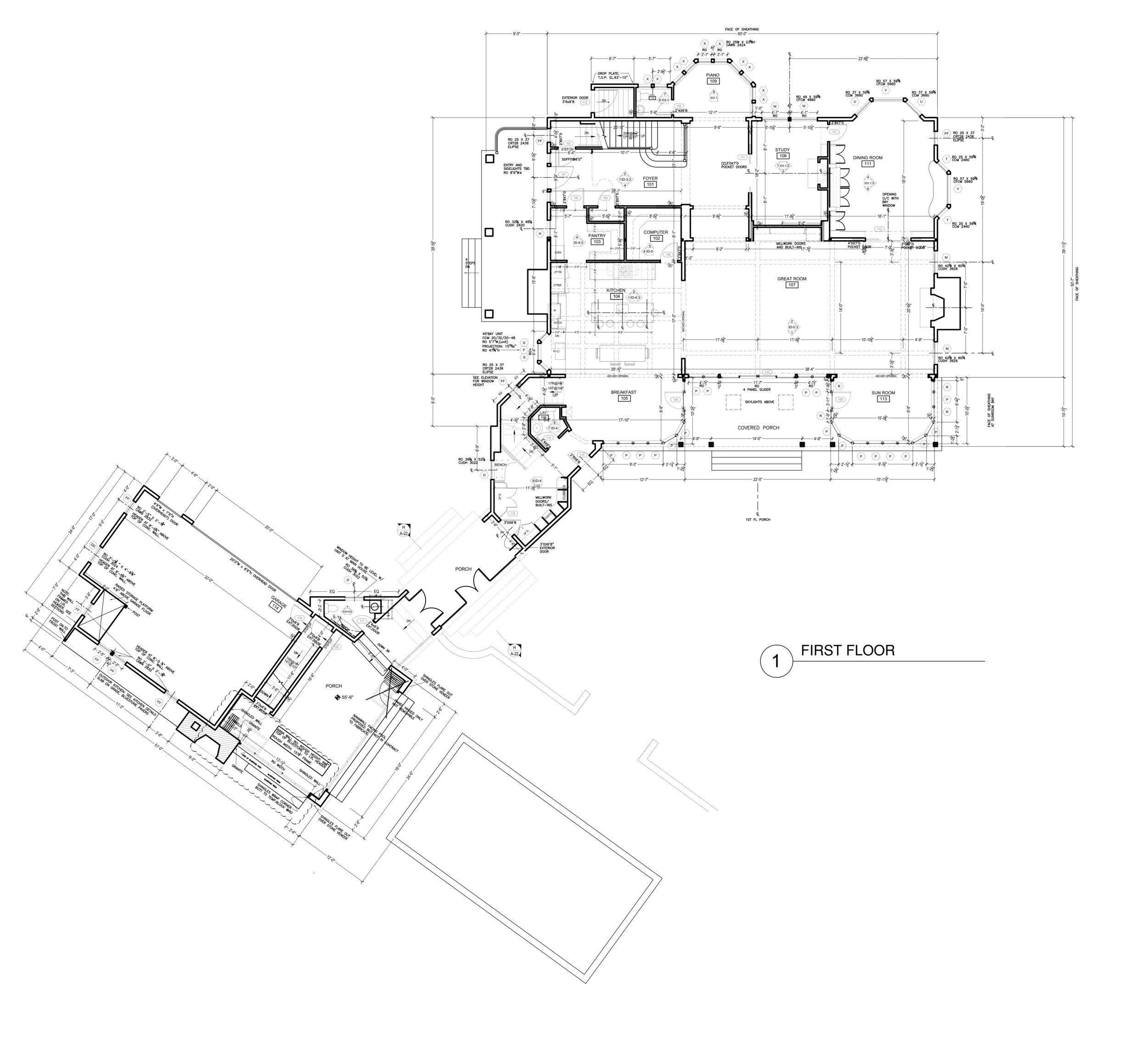 Eagle Head floor plan