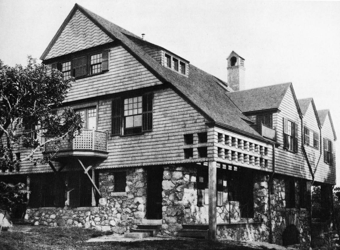 Hemenway House, Shingle Style