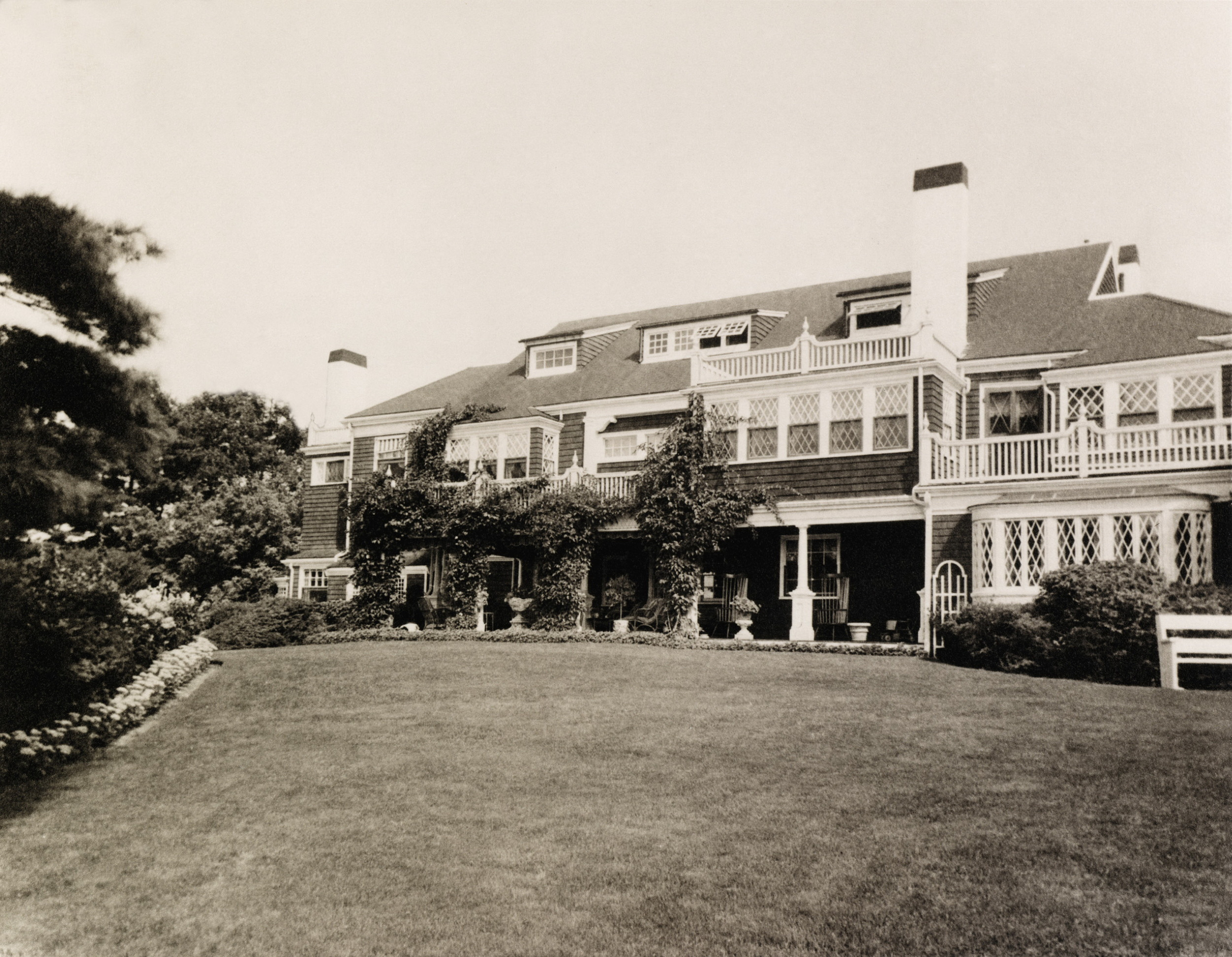 In 1920 alterations were made and the house was renamed The Moorings