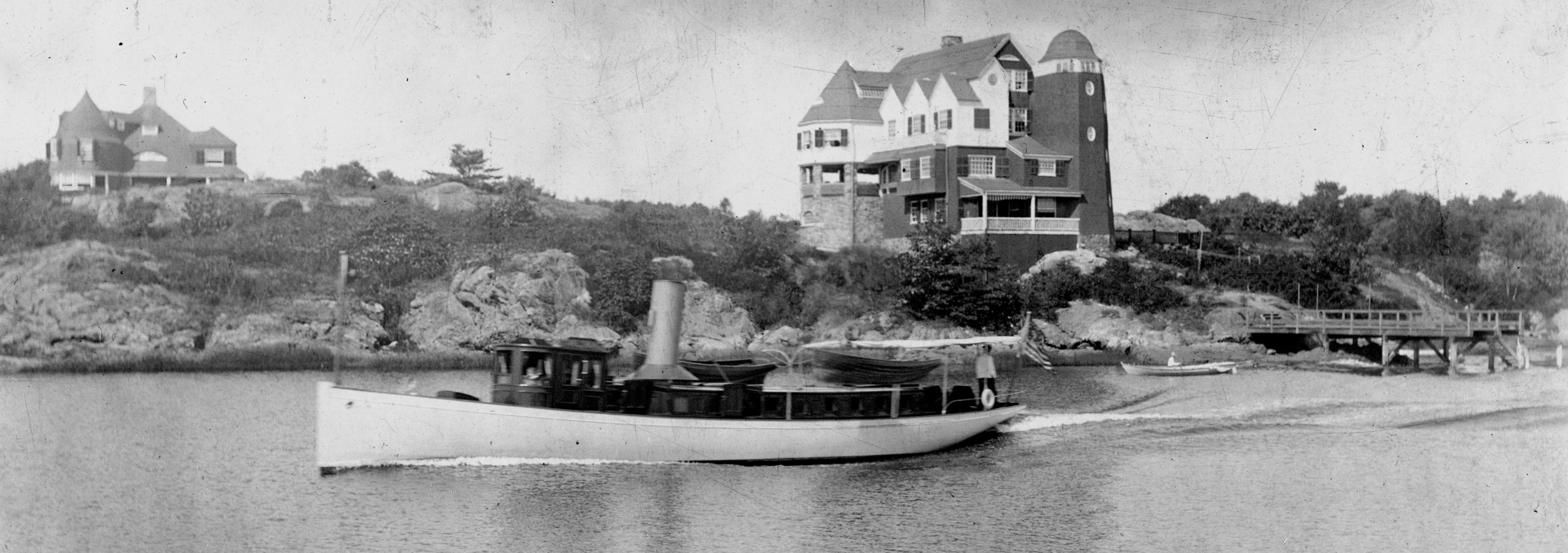 River House, 1885