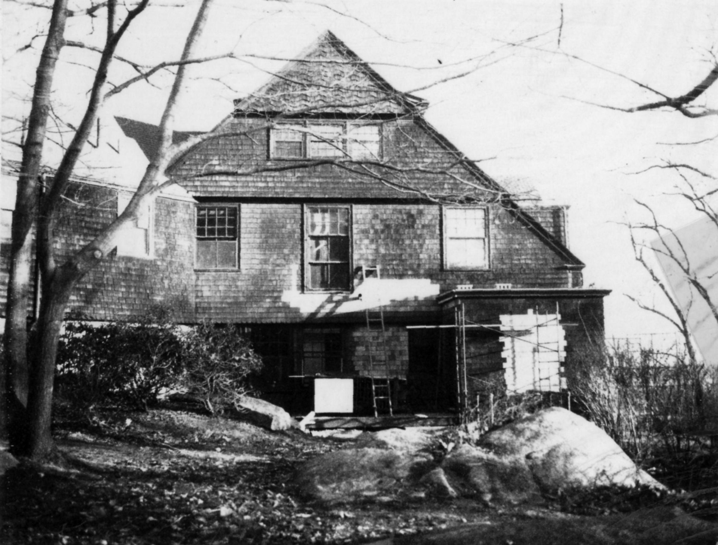Before renovation